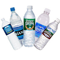 The bottled water industry is an $8 billion plus industry.