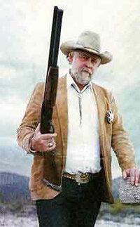 Bob Burton, bounty hunter