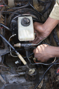 In most cases, using pre-bent brake lines can save you a significant amount of time.