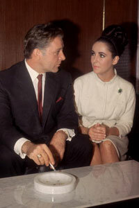 Elizabeth Taylor and Richard Burton, breakup experts? See more pictures of famous historical couples.