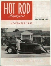 The famed Calori Coupe inspired many an imitator after appearing on the cover of Hot Rod in 1949.
