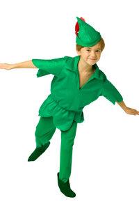 Symbol of everlasting life Peter Pan