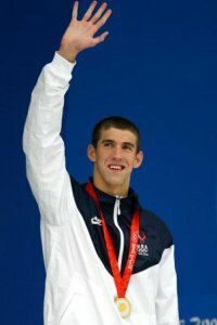 Michael Phelps struggles with attention deficit hyperactivity disorder (ADHD).