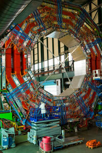 Considering the size and number of highly-specialized components that make up CERN's research arsenal, it's not really surprising that it would be difficult to identify a malfunctioning fiber optics circuit.