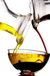 A polyphenol vinaigrette