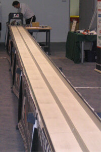 This is the track used in the F1 In Schools competition.
