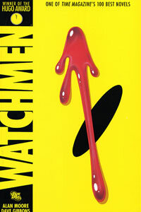 Watchmen: Not your average comic book.