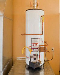 Wrap up your hot water heater and save some bucks.