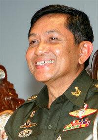 Gen. Sondhi Boonyaratkalin