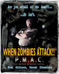 """Movie Poster for """"When Zombies Attack!!"""""""