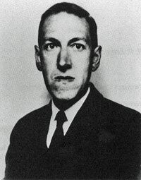 "H.P. Lovecraft created the ""Necronomicon"" as part of his Cthulhu mythos."