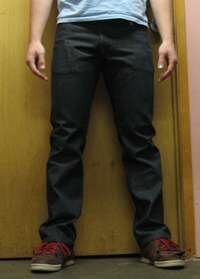 Americans spend $14 billion annually on denim pants.