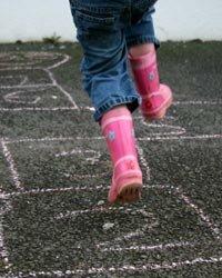 Boots matching chalk: optional