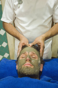 Facials are something you might get from an estchetician.