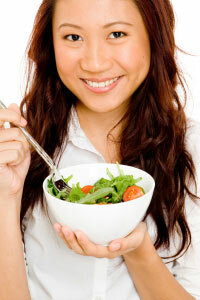 Eating foods high in fatty acids may help moisturize your skin.