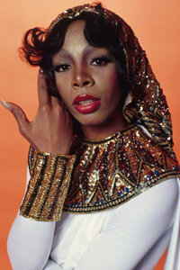Donna Summer, the queen of the disco