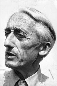 """Underwater explorer Jacques Yves Cousteau helped design a dive watch that was """"shark proof"""" and had luminous hour markers."""