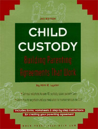 There are numerous resources available to help you make good child-custody decisions.