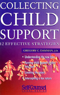 There are many books and Web sites that help you understand and utilize new laws regarding child support.