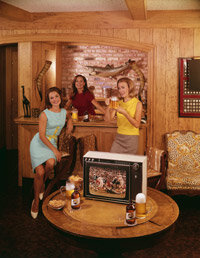 Once a home status symbol, wood paneling has escaped its retro reputation to become an increasingly popular alternative to drywall.