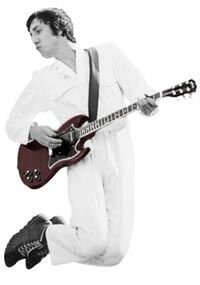 Pete Townshend and the Pete Townshend Signature SG guitar from Gibson