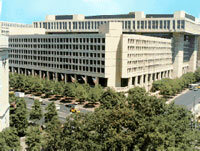 The J. Edgar Hoover FBI Building