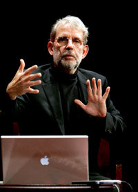 """Film and sound editor Walter Murch discusses using Final Cut Pro to edit """"Cold Mountain."""""""