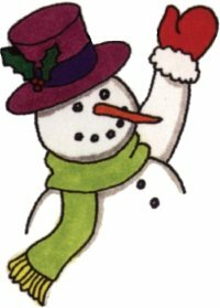 Find Frosty the Snowman in your favorite Christmas carols.