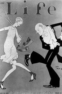 Flapper culture reached a fever pitch in 1926.