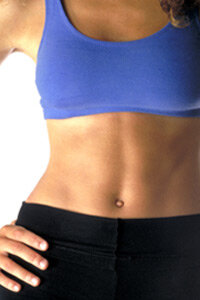 Could a diet alone help you achieve a flat stomach? See more weight loss tips pictures.