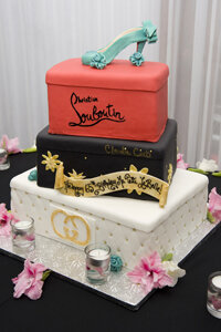 If birthday cake wasn't comfort food for Patti LaBelle before, it sure was after this one!