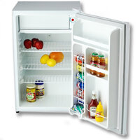 Inside of fridge