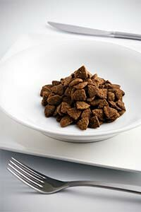 Would you taste dog food for a living?