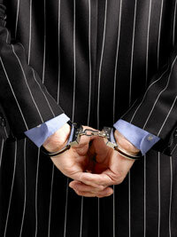 Many forensic accountants work on white-collar crimes committed by executives.