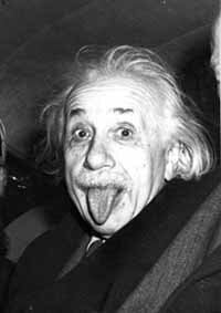 Geniuses like Einstein are also known for their creativity and productivity -- and sometimes for their quirky behavior.