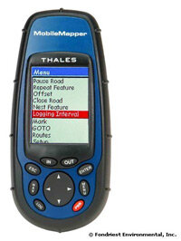 Thales MobileMapper Pro GPS Package