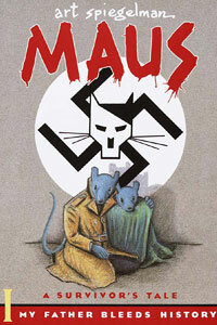 """Maus,"" a memoir that explores the personal impact of the Holocaust, won a Pulitzer Prize."