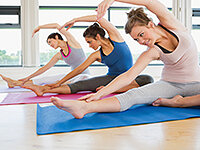 Yoga is the perfect mind and body workout for any busy woman.