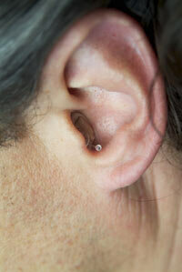 Some hearing aids are barely visible. See more