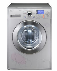 Steam washers sanitize fabrics and remove dirt and grime better than conventional washing machines.