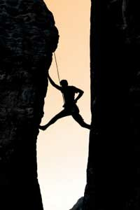 Rock climbing has kindled the passion of many over the years.