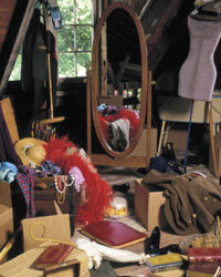 Is your attic filled with priceless mementoes? Or is it stuffed with junk you wouldn't mind tossing?