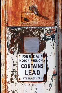 Poisonous lead was once used in gasoline. See more pictures of hidden home dangers.