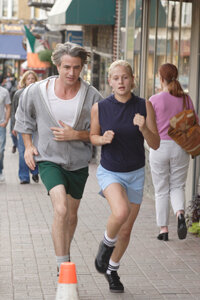 "Carly Schroeder and Dermot Mulroney in ""Gracie"""
