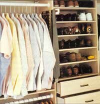 Having a clean storage space doesn't have to be a complicated process. Learn more about organizing your closets in an orderly manner.