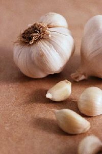 Garlic can be consumed raw, in capsules or as a dry powder.
