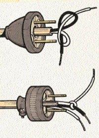 Repairing Power Cords and Plugs - How to Repair Major