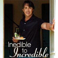Chef John Besh of the Inedible to Incredible show on TLC