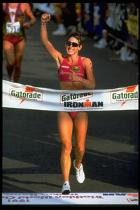 Paula Newby-Fraser may be the greatest triathlete of all time.