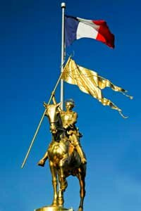 Statue Image Gallery Joan of Arc has become a global symbol of bravery. See more pictures of statues.